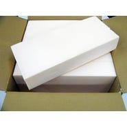 Foot Impression Foam XLarge 2.5inx6inx14in, Bulk