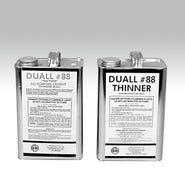 """DUALL 88 Thinner, """"HAZMAT ITEM"""""""