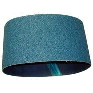 4inx19in Blue Sanding Belt 24 Grit