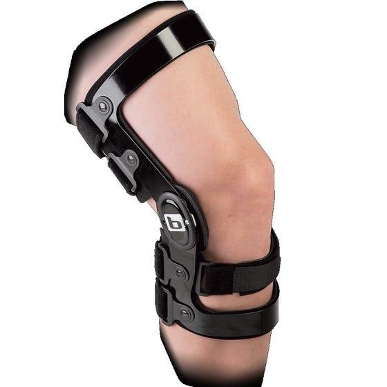 Z13 Sport Standard Black Knee Brace