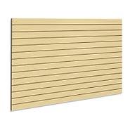 Paint Ready Slatwall Panel - 4 x 8'