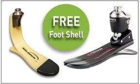 Free Foot Shell